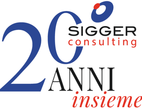 Sigger Consulting: 20 anni insieme!